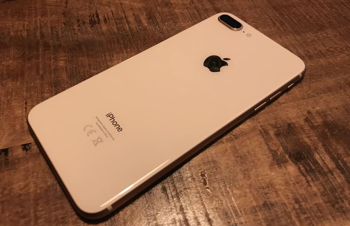 'Verkoopcijfers iPhone 8 vallen lager uit dan verwacht'