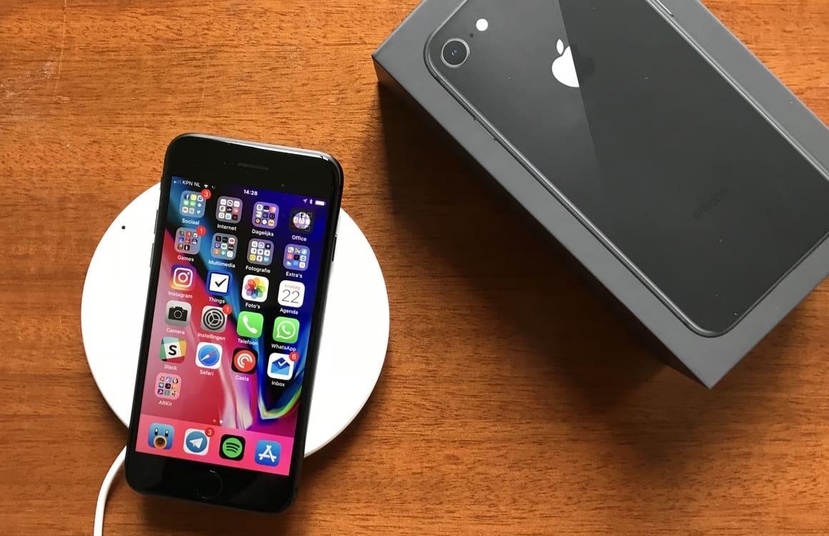 Apple belooft oplossing voor iPhone 8 ruis tijdens het bellen