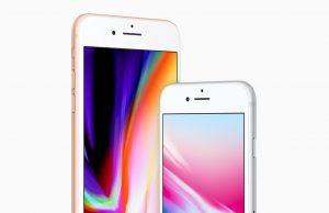 iPhone 8 in Nederland