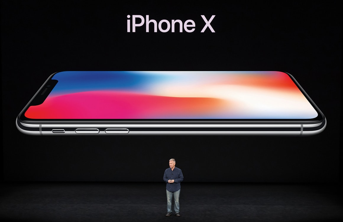 Nagenieten: bekijk alle video's van Apples iPhone X-evenement