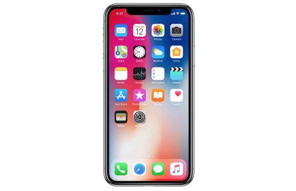 iPhone X-toestellen