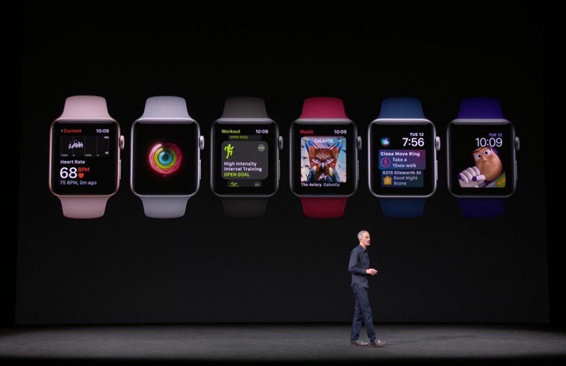 apple watch series 3 officieel