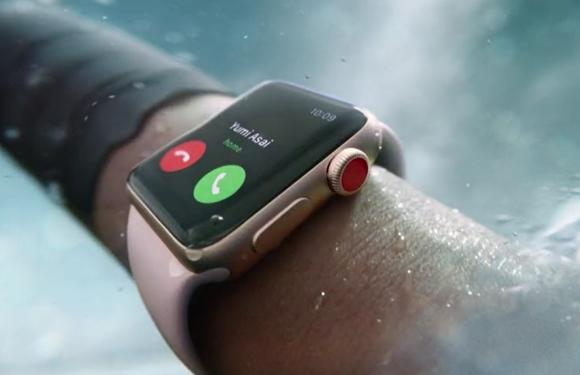 Apple onderzoekt slimme bandjes en draagbare lader voor Apple Watch