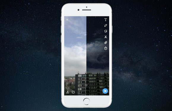 Snapchat verandert de lucht op foto's met nieuwe filters