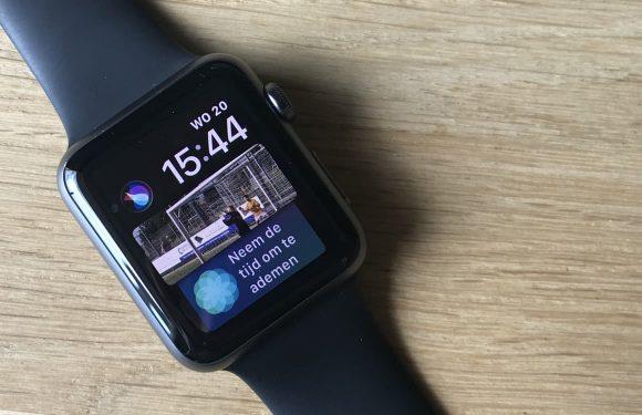 Tip: zo kun je de Apple Watch veel sneller updaten