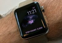 Tip: zo zet je een stappenteller op het scherm van je Apple Watch