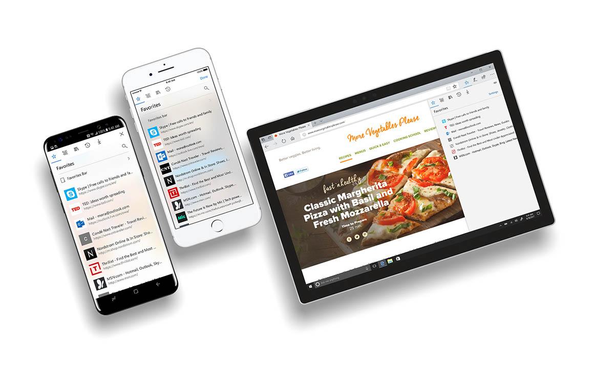 Microsoft brengt Edge-browser naar iOS: zo test je hem alvast