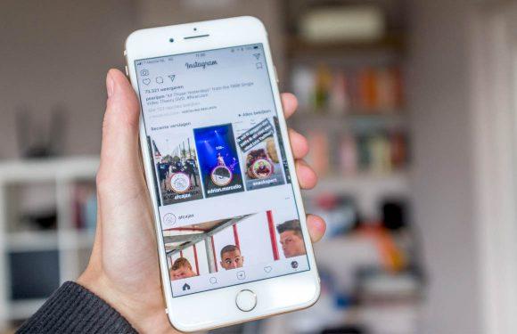 Instagram geeft nieuwe berichten voorrang en introduceert verversknop