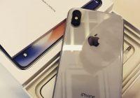 Apple levert sommige iPhone X-orders eerder, unboxingvideo duikt op