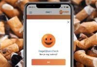 Stoptober 2018: Stop met roken met de hulp van de Stoptober-app