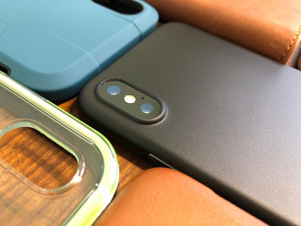 Getest: de 11 beste hoesjes voor de iPhone X