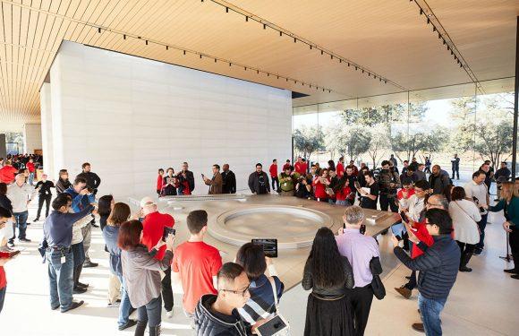 apple park open