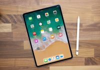 'iPad Pro krijgt in 2018 dunnere schermranden, Face ID en geen homeknop'