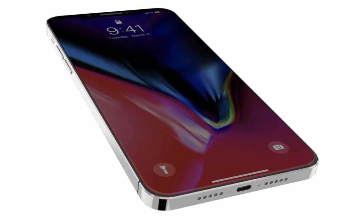 Zo ziet de iPhone SE eruit met een iPhone X-ontwerp