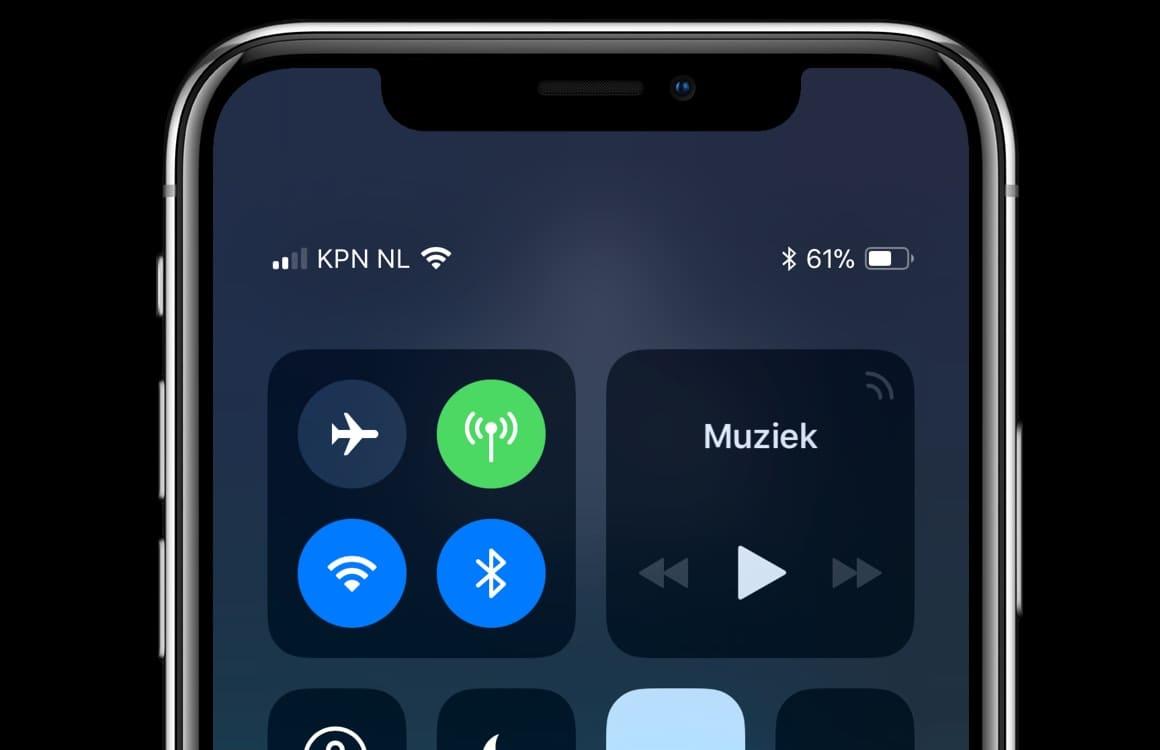 'Zo krijgt de iPhone een langere accuduur'