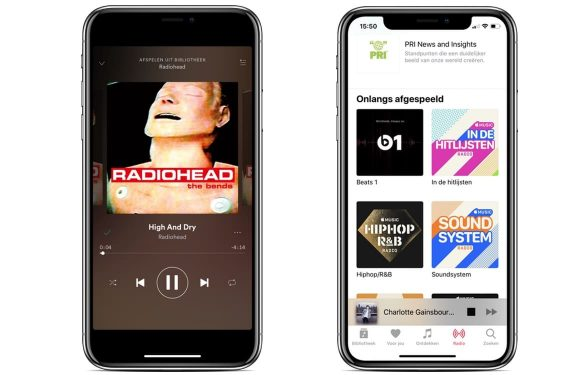 iPhone X app updates