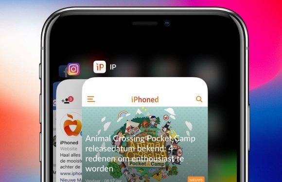 Je iPhone X sneller bedienen: 4 tips en trucs op een rij