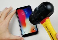 Droptest: 'iPhone X is de meest breekbare iPhone ooit'