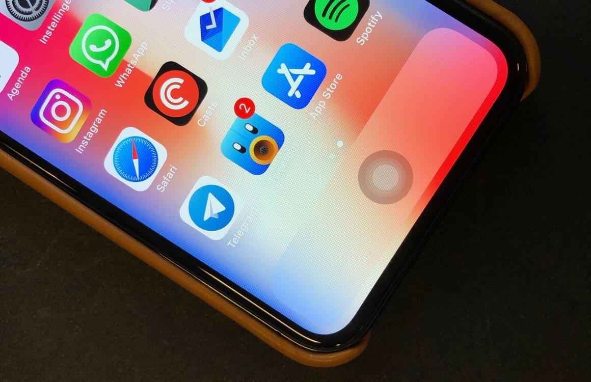 Tip: Zo geef je de iPhone X toch een (digitale) homeknop