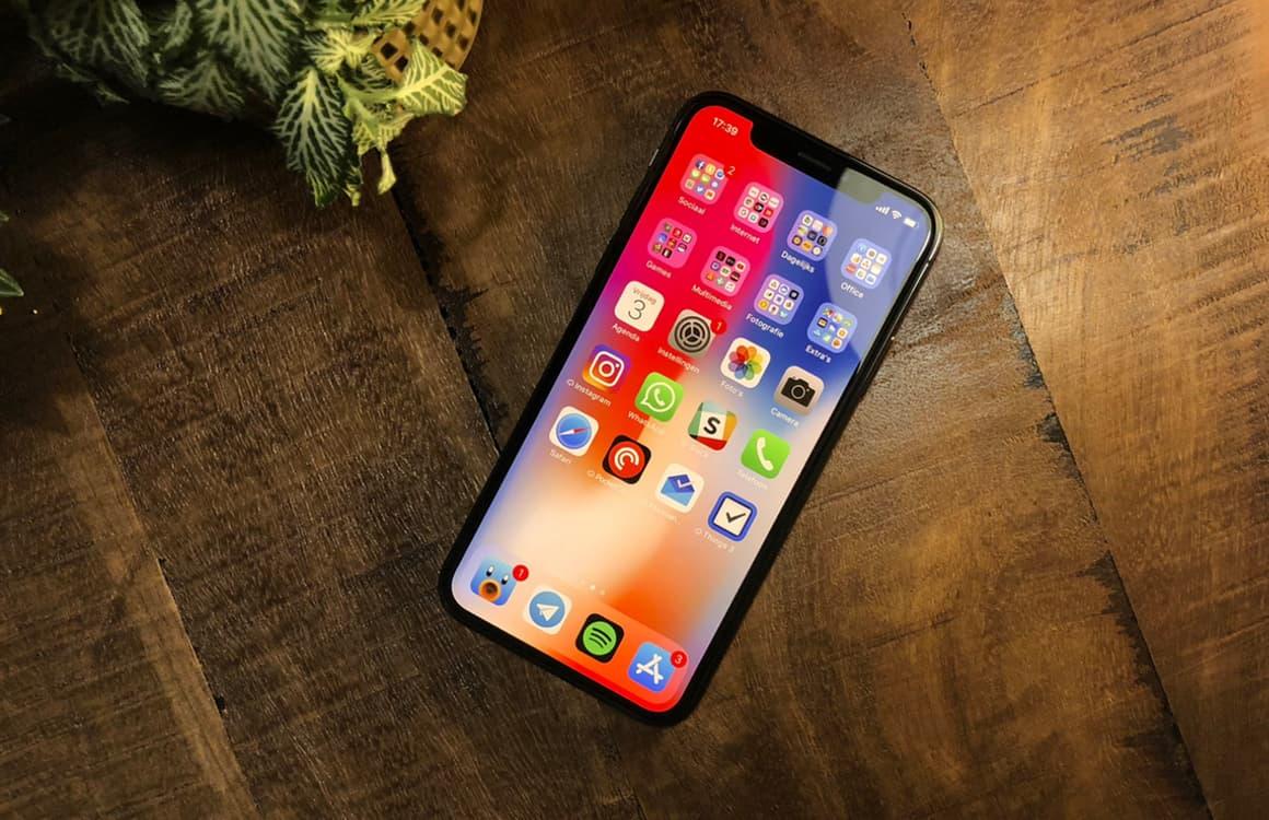 'Goedkopere 6,1 inch-iPhone X wordt populairste iPhone van 2018'