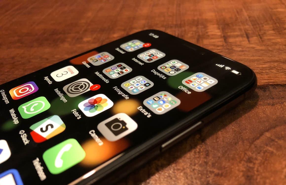 iphone X productiekosten