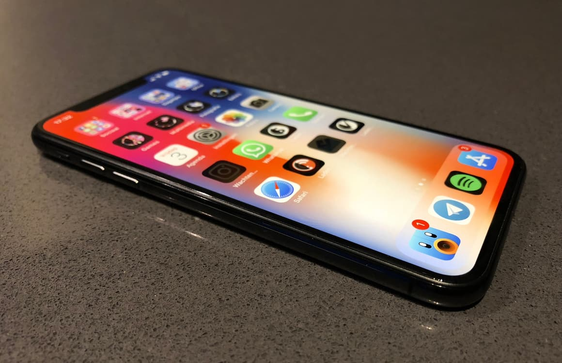 Experts: 'iPhone X biedt beste smartphonedisplay ooit'