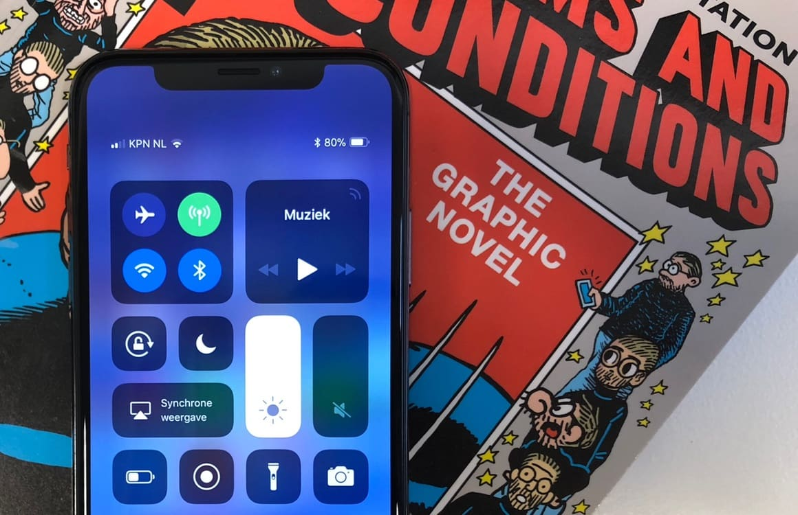 iOS 12.1 zorgt ervoor dat je iPhone 8, 8 Plus of iPhone X minder snel uitvalt
