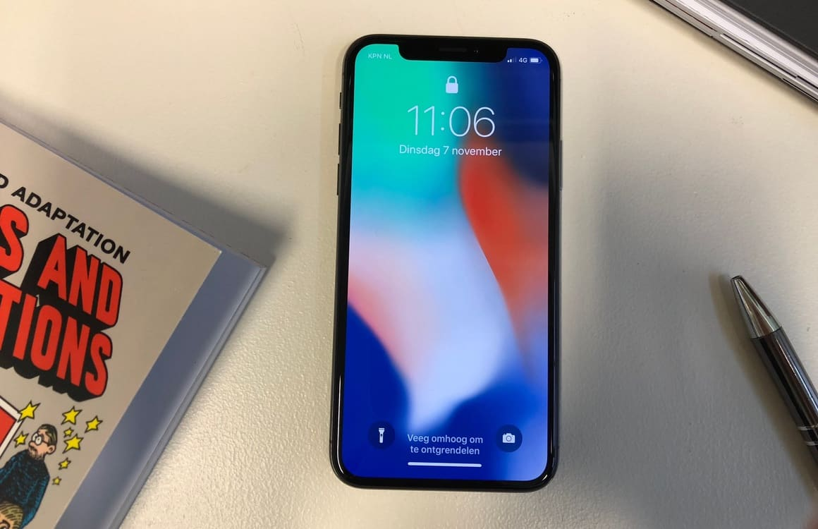 google documenten iphone x