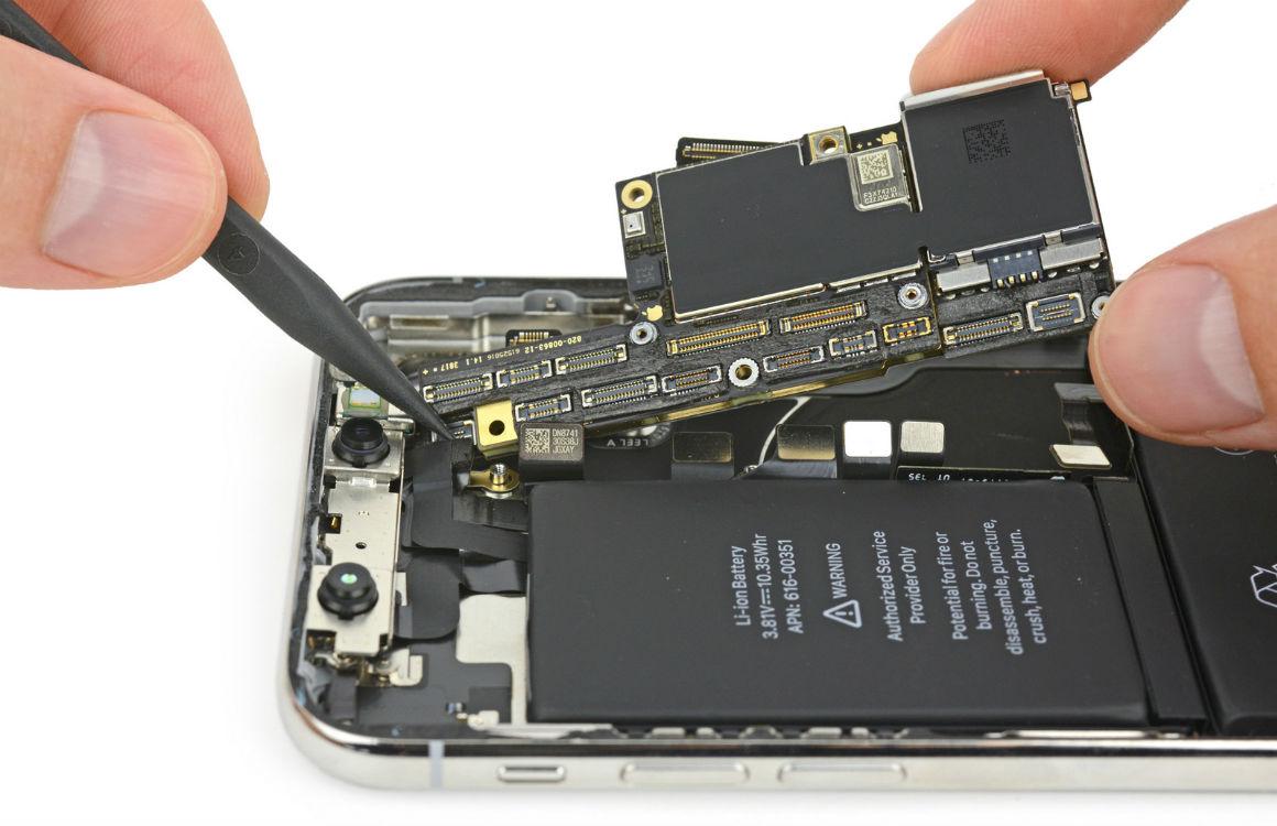 iPhone accu vervangen