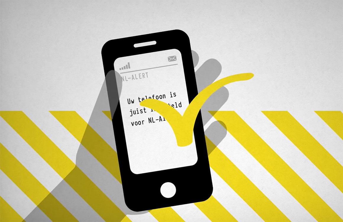 NL Alert controlebericht wordt vandaag om 12:00 uur verstuurd: stel je iPhone in