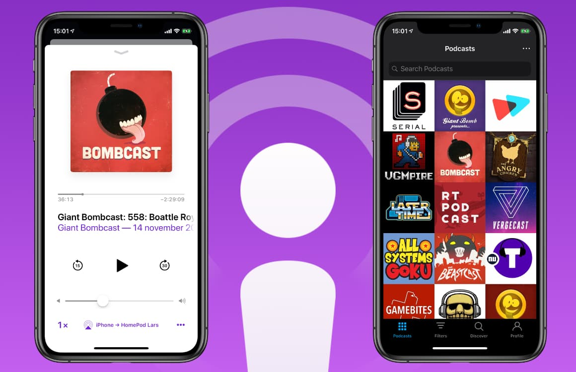 De 5 beste podcast-apps voor de iPhone: Castro, Pocket Casts en meer