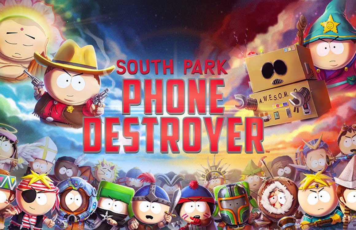 4 dingen die je over de South Park-game 'Phone Destroyer' moet weten