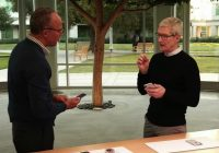 Tim Cook bespreekt iPhone X, Face ID en Apples privacybeleid