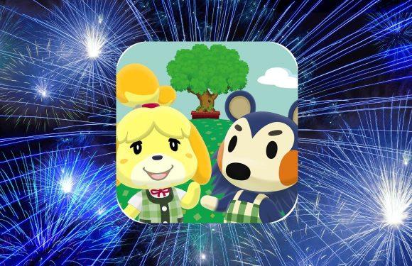 Beste apps van 2017: Animal Crossing Pocket Camp