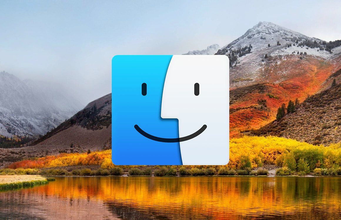 Finder loopt vast: Zo sluit je de applicatie