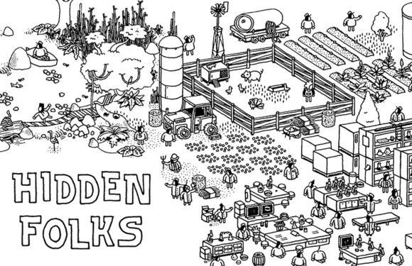Interview: Hoe het Hollandse Hidden Folks Apples game van het jaar werd