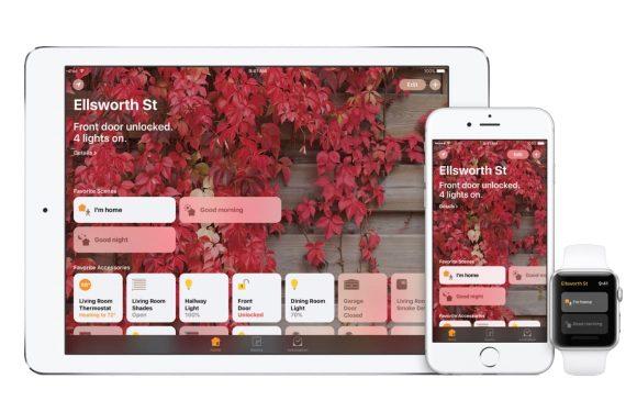 Nieuwe iOS 11.2-bug gaf anderen toegang tot je HomeKit-apparaten