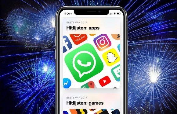 Best of 2017: Apple benoemt beste en populairste iOS-apps van het jaar