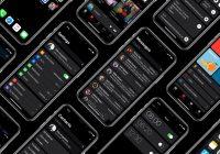 'Dark Mode komt pas beschikbaar met iOS 13.1-update'