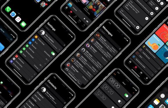 'iOS 13 krijgt donkere modus, gloednieuw homescreen op de iPad'