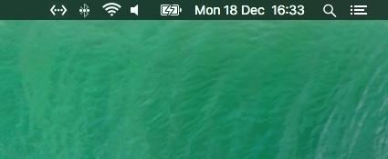 Mac internet-icoontje