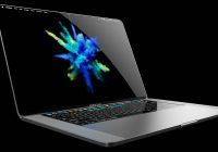 Dit concept toont hoe een MacBook Touch eruit zou zien