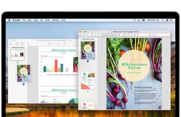 Pdf-bestanden samenvoegen op een Mac met Preview: zo doe je dat