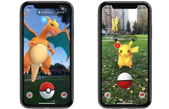 Pokémon GO ARKit