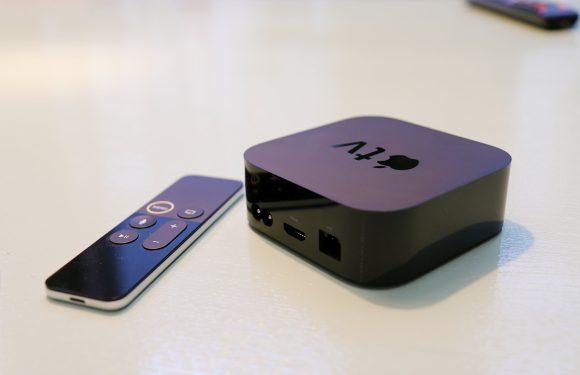 'Nieuwe Apple TV met verbeterde processor wordt volgende week aangekondigd'