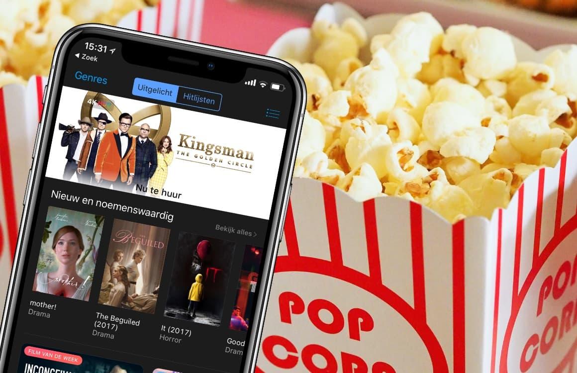 Apple tv-dienst Netflix