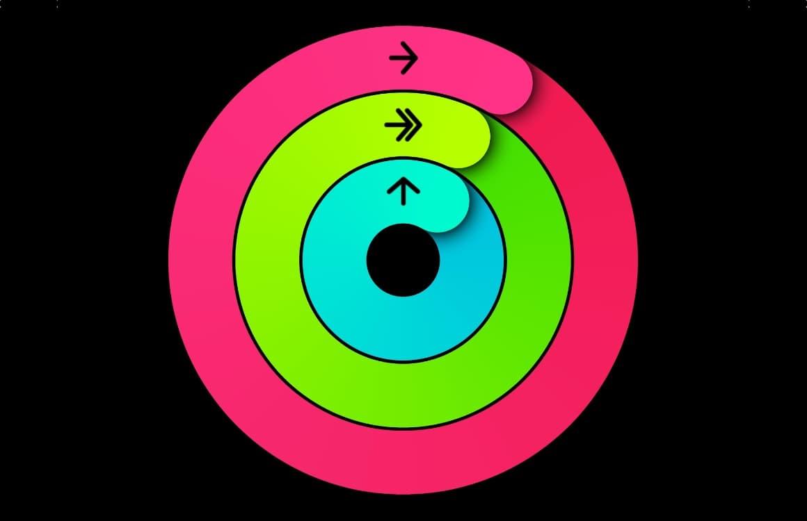 Hoe Apple ons met een simpel spelelement massaal in beweging brengt