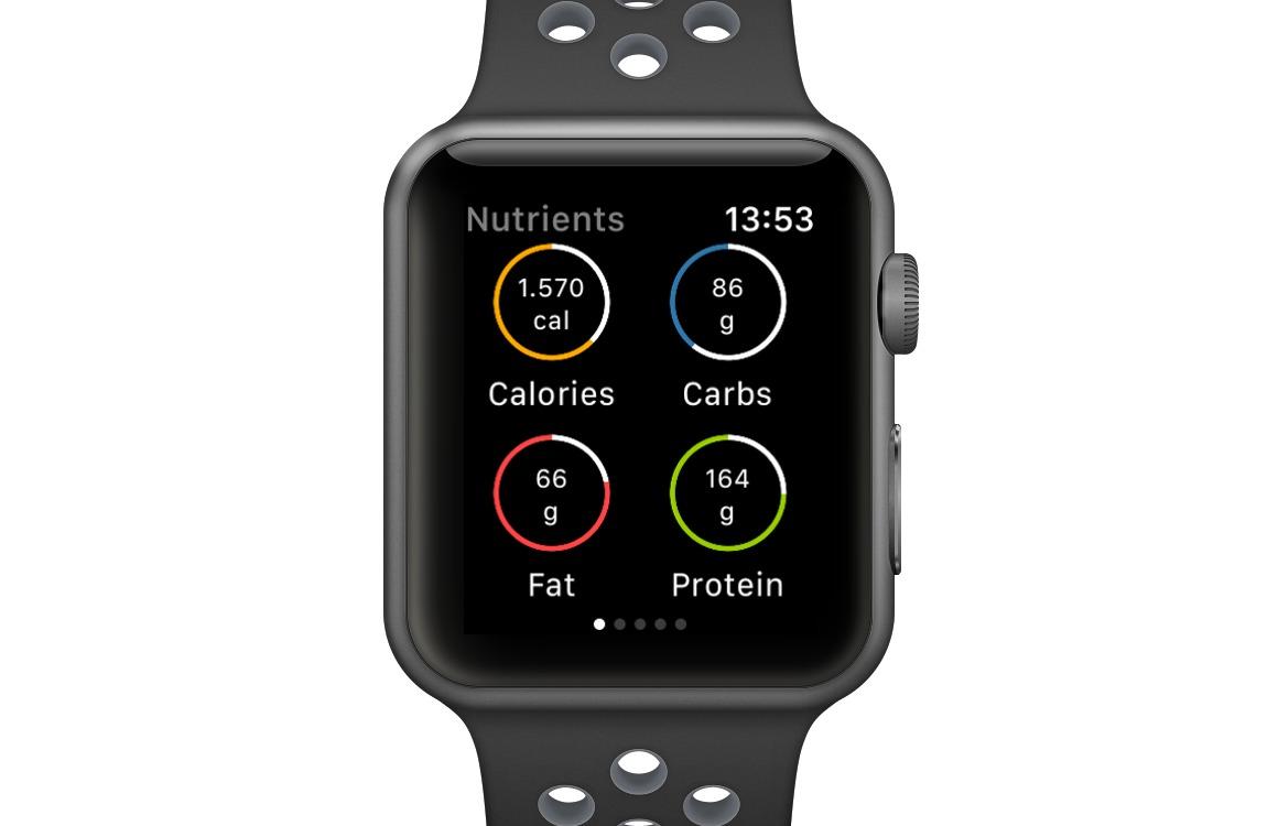 Apple Watch krachtsport
