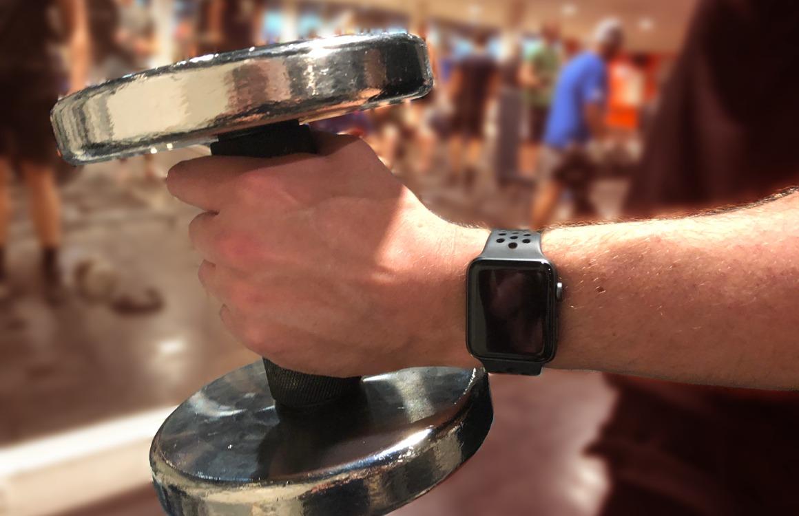 Zo helpt Apple Watch je meer resultaat te behalen in de sportschool