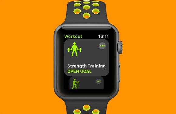 Tip: Zo start je een work-out op je Apple Watch